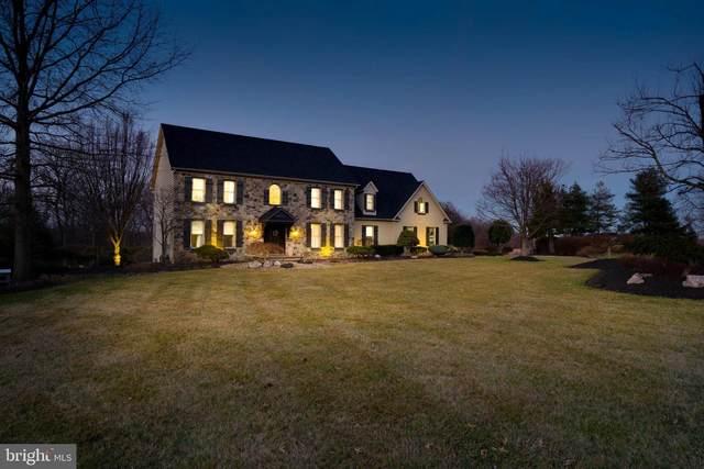 9 Mallard Pond Circle, NEWTOWN, PA 18940 (#PABU491298) :: LoCoMusings