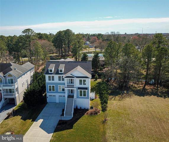 432 Canal Way W, BETHANY BEACH, DE 19930 (#DESU157338) :: Barrows and Associates