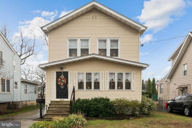 1812 S Park Avenue, HADDON HEIGHTS, NJ 08035 (#NJCD388664) :: Bob Lucido Team of Keller Williams Integrity