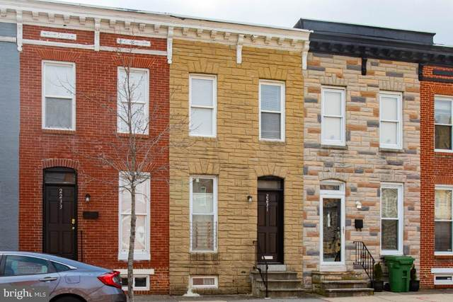 2231 Jefferson Street, BALTIMORE, MD 21205 (#MDBA502736) :: ExecuHome Realty