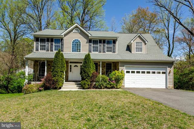 6902 Turner Avenue, FALLS CHURCH, VA 22043 (#VAFX1114956) :: Coleman & Associates