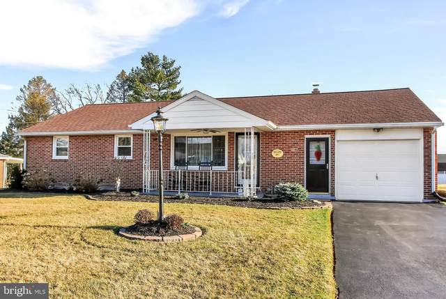 114 E Clearview Drive, SHREWSBURY, PA 17361 (#PAYK134570) :: John Smith Real Estate Group