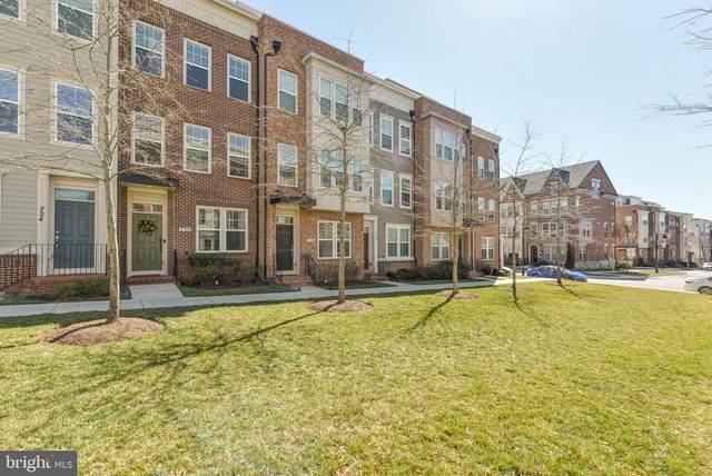720 Hendrix Avenue, GAITHERSBURG, MD 20878 (#MDMC698634) :: Coleman & Associates