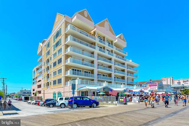 6 7TH Street #704, OCEAN CITY, MD 21842 (#MDWO112638) :: Atlantic Shores Sotheby's International Realty