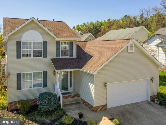 112 Rugby Place, WINCHESTER, VA 22603 (#VAFV156152) :: The Licata Group/Keller Williams Realty