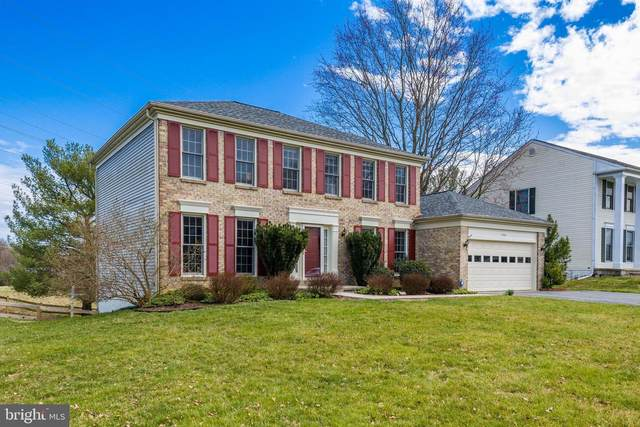 12600 Timonium Terrace, NORTH POTOMAC, MD 20878 (#MDMC698930) :: Dart Homes