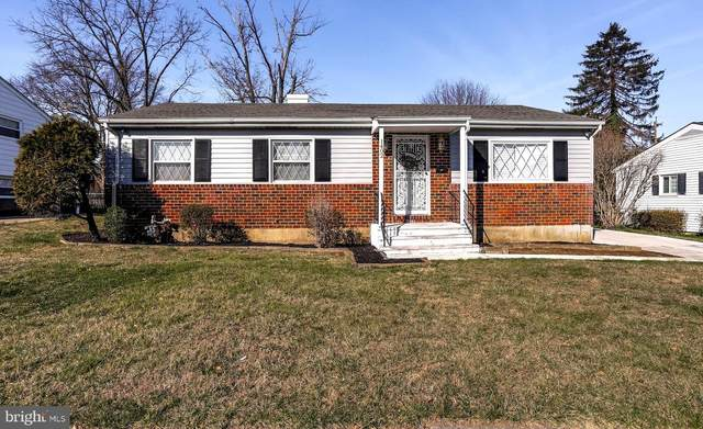 1402 Glenwilde Road, CATONSVILLE, MD 21228 (#MDBC487806) :: The Licata Group/Keller Williams Realty