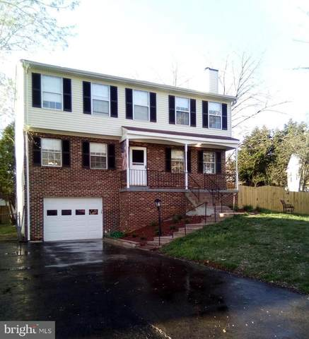 5872 Pontiac Drive, WOODBRIDGE, VA 22193 (#VAPW489472) :: Dart Homes