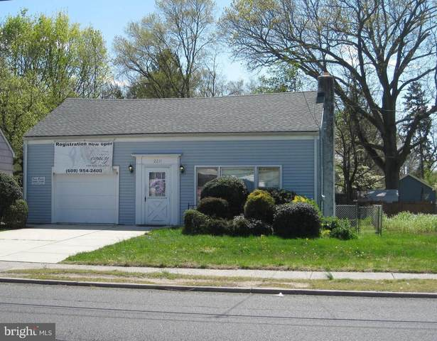 2211 S Broad Street, HAMILTON, NJ 08610 (#NJME292966) :: Daunno Realty Services, LLC
