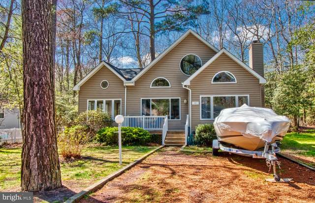 11 Hemlock Lane, OCEAN PINES, MD 21811 (#MDWO112736) :: AJ Team Realty