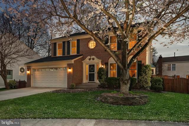 1110 Jasper Court, CROFTON, MD 21114 (#MDAA428040) :: Revol Real Estate