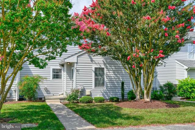 30932 Crepe Myrtle Drive #27, MILLSBORO, DE 19966 (#DESU157734) :: CoastLine Realty