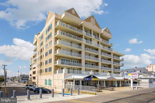 6 7TH Street #604, OCEAN CITY, MD 21842 (#MDWO112742) :: Atlantic Shores Sotheby's International Realty