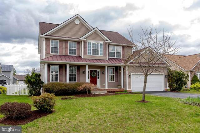 83 Webber Springs, INWOOD, WV 25428 (#WVBE175604) :: Great Falls Great Homes