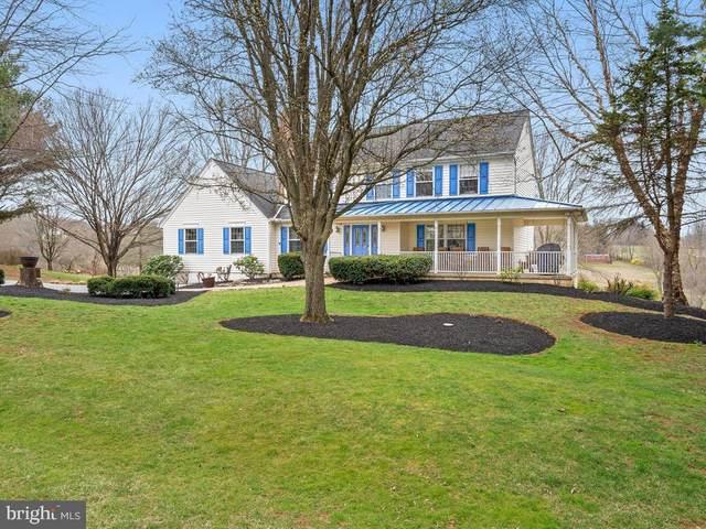 12081 Greystone Drive, MONROVIA, MD 21770 (#MDFR261224) :: Jim Bass Group of Real Estate Teams, LLC