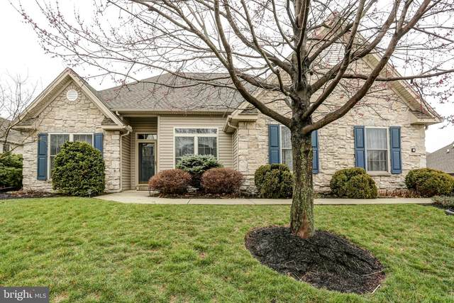 508 Nursery Drive S, MECHANICSBURG, PA 17055 (#PACB122274) :: Iron Valley Real Estate
