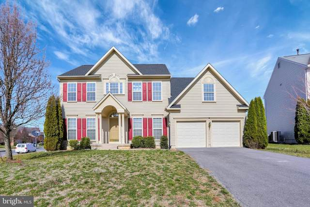 12451 Fallen Timbers Circle, HAGERSTOWN, MD 21740 (#MDWA171230) :: AJ Team Realty