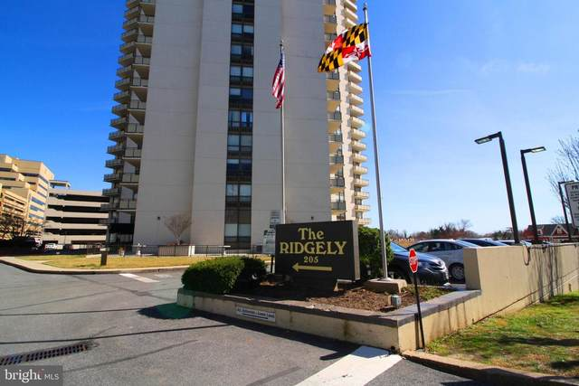 205 E Joppa Road #1603, TOWSON, MD 21286 (#MDBC488370) :: Crossman & Co. Real Estate