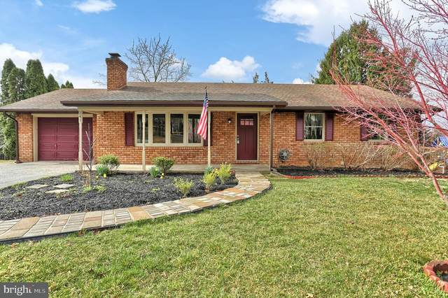 241 Blooming Grove Road, HANOVER, PA 17331 (#PAYK135110) :: The Jim Powers Team