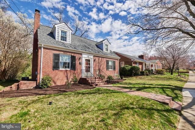 1209 Stafford Avenue, FREDERICKSBURG, VA 22401 (#VAFB116720) :: Dart Homes
