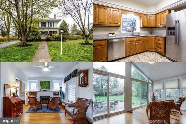 521 Wilson Place, FREDERICK, MD 21702 (#MDFR261314) :: Seleme Homes