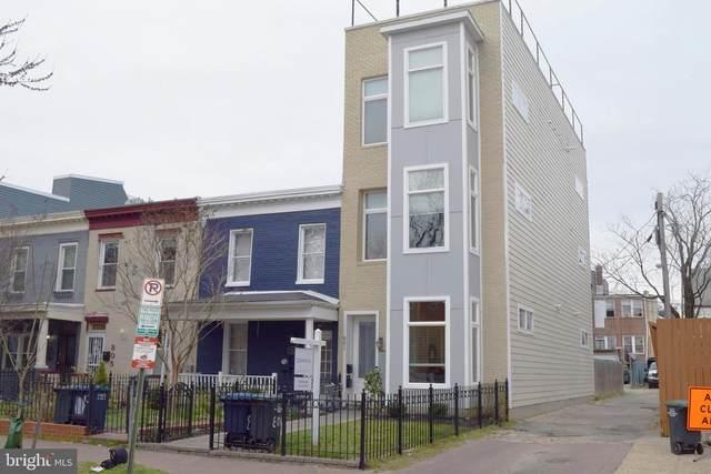 801 9TH Street NE #1, WASHINGTON, DC 20002 (#DCDC461890) :: Coleman & Associates