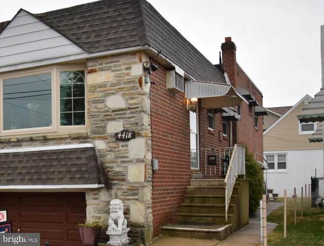 4418 Arendell Avenue, PHILADELPHIA, PA 19114 (#PAPH882624) :: Larson Fine Properties