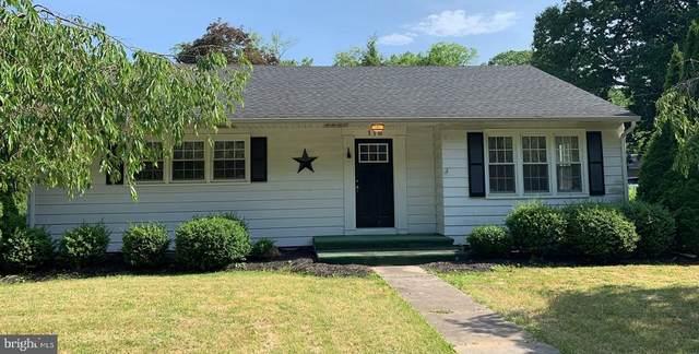 116 W Park Drive, BRIDGETON, NJ 08302 (MLS #NJCB126132) :: The Dekanski Home Selling Team