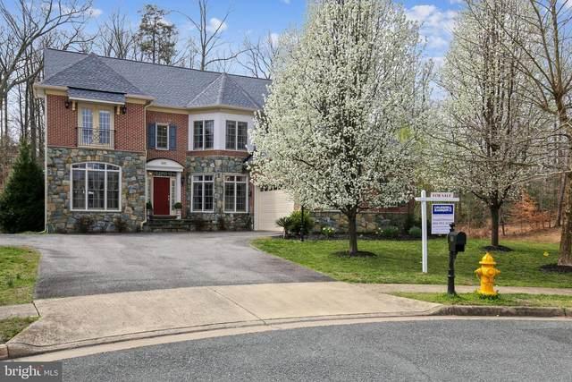 3601 Stonewall Manor Drive, TRIANGLE, VA 22172 (#VAPW490118) :: Cristina Dougherty & Associates