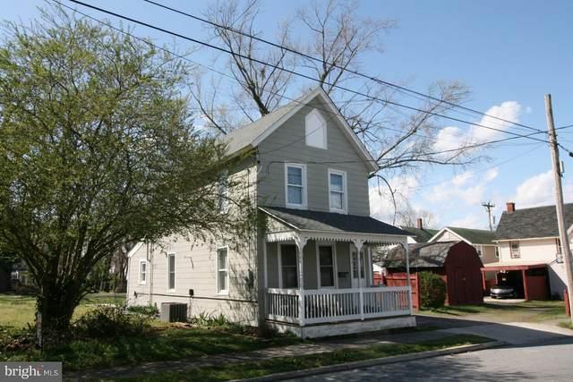 106 Fisher Avenue, MILFORD, DE 19963 (#DESU158124) :: Atlantic Shores Sotheby's International Realty