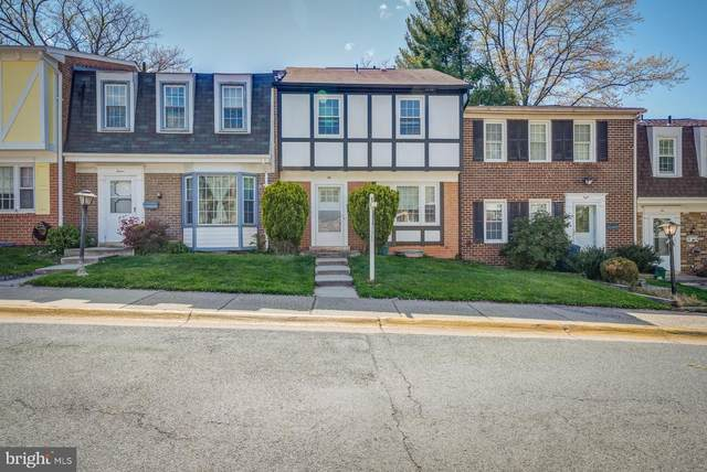 10 Prairie Rose Lane 12-5, GAITHERSBURG, MD 20878 (#MDMC700372) :: HergGroup Mid-Atlantic
