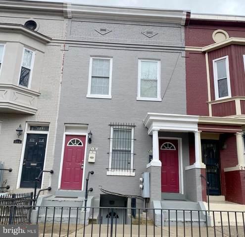 219 P Street NW, WASHINGTON, DC 20001 (#DCDC462268) :: The Miller Team