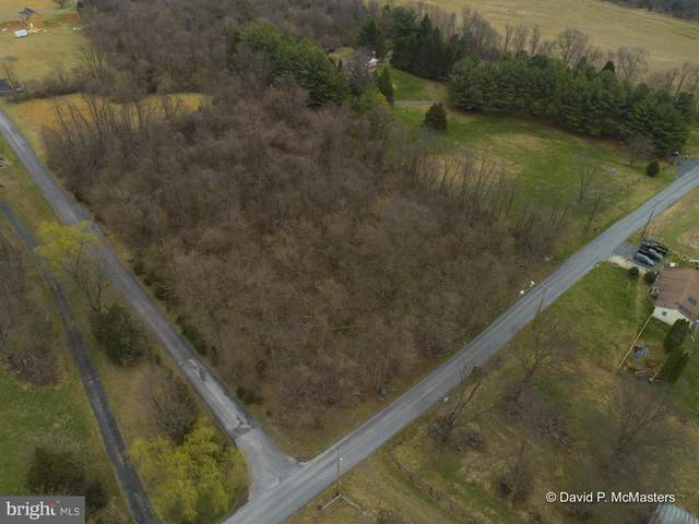 Hite Rd + Meandering Lane, KEARNEYSVILLE, WV 25430 (#WVJF138204) :: The Miller Team