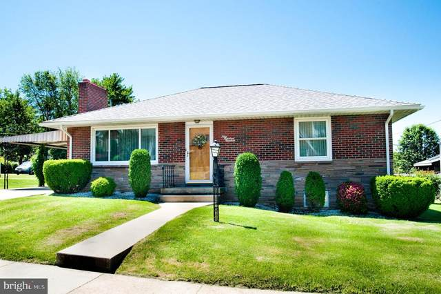 919 Kent Avenue, CUMBERLAND, MD 21502 (#MDAL133900) :: ExecuHome Realty