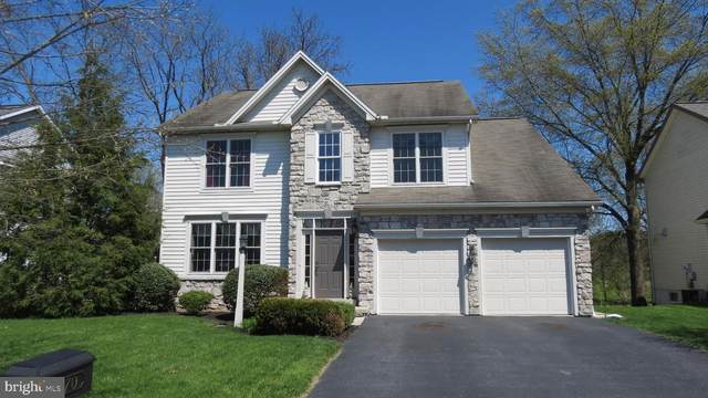 70 Jacobs Creek Drive, HERSHEY, PA 17033 (#PADA120226) :: TeamPete Realty Services, Inc