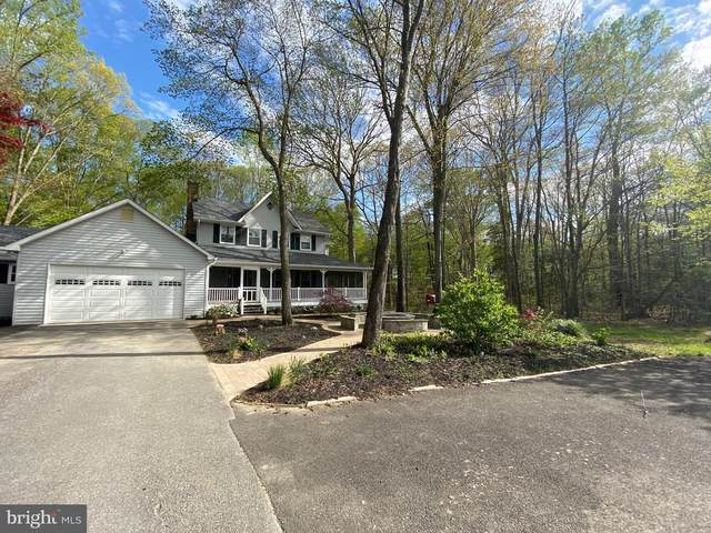4000 Fridays Lane, OWINGS, MD 20736 (#MDCA175276) :: Gail Nyman Group
