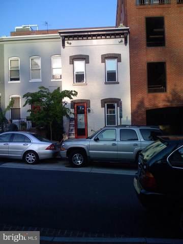 1025 31ST Street NW, WASHINGTON, DC 20007 (#DCDC462344) :: The Miller Team