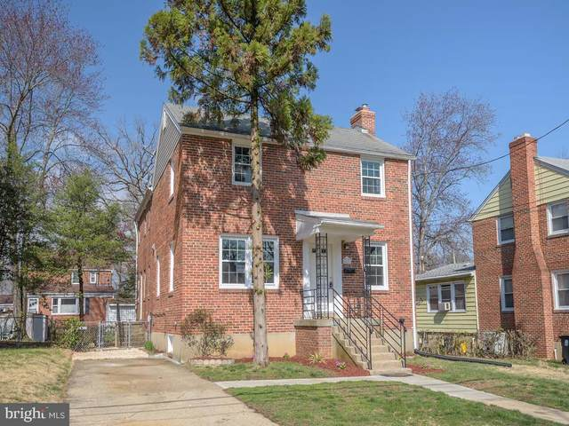 4812 71ST Avenue, HYATTSVILLE, MD 20784 (#MDPG562792) :: ExecuHome Realty