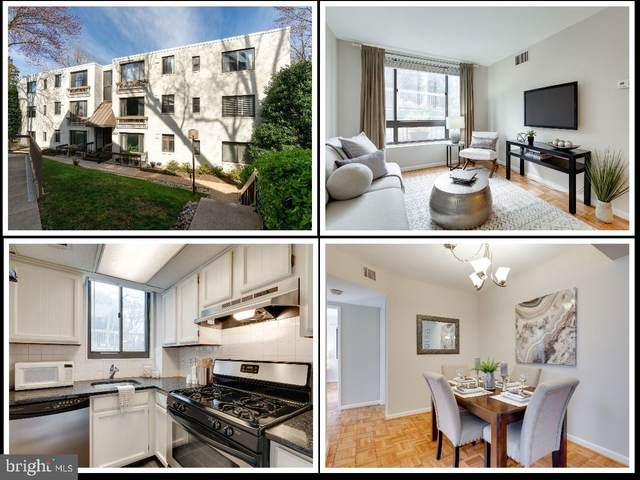 2605 39TH Street NW #101, WASHINGTON, DC 20007 (#DCDC462388) :: Coleman & Associates