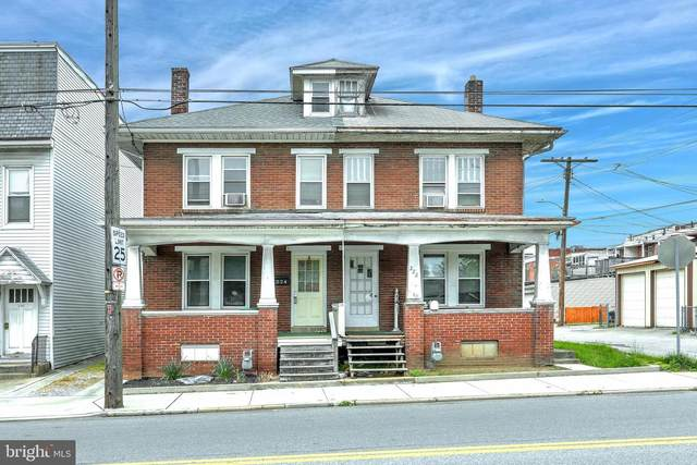224 S Richland Avenue, YORK, PA 17404 (#PAYK135480) :: Younger Realty Group