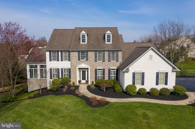2147 Meadow Ridge Drive, LANCASTER, PA 17601 (#PALA161236) :: The Heather Neidlinger Team With Berkshire Hathaway HomeServices Homesale Realty