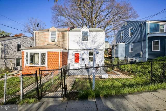 840 52ND Street NE, WASHINGTON, DC 20019 (#DCDC462574) :: AJ Team Realty