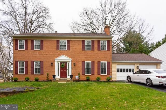 14813 Dufief Drive, NORTH POTOMAC, MD 20878 (#MDMC700732) :: Potomac Prestige Properties