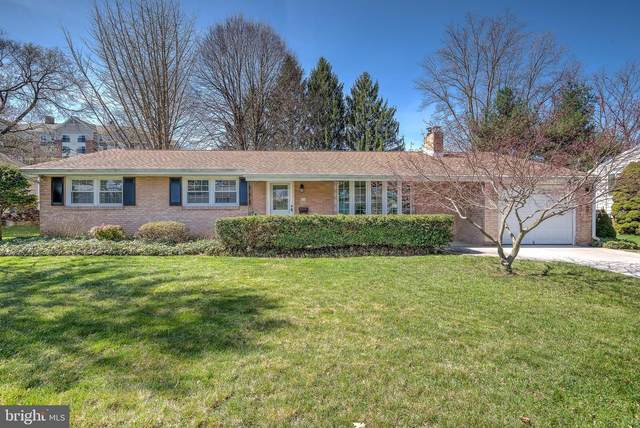 926 W Foxcroft Drive, CAMP HILL, PA 17011 (#PACB122560) :: The Joy Daniels Real Estate Group