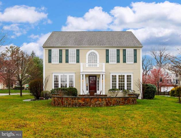 4320 Doncaster Drive, ELLICOTT CITY, MD 21043 (#MDHW277092) :: Bob Lucido Team of Keller Williams Integrity