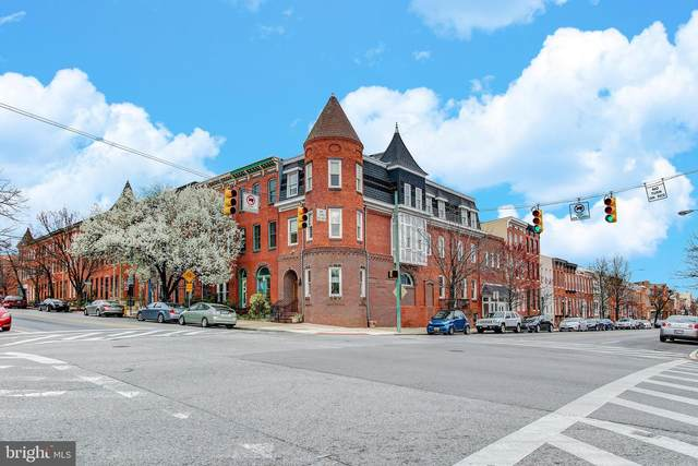 2 N Patterson Park Avenue, BALTIMORE, MD 21231 (#MDBA504666) :: Network Realty Group
