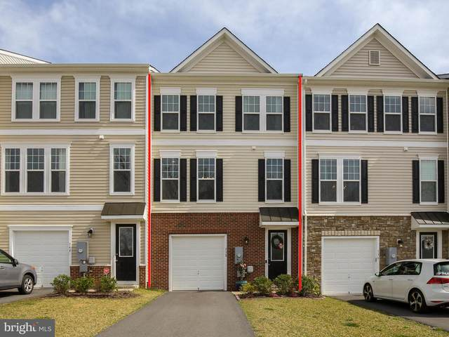 138 Solara Drive, WINCHESTER, VA 22602 (#VAFV156440) :: The Licata Group/Keller Williams Realty