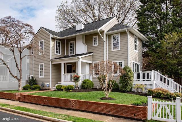227 N Edgewood Street, ARLINGTON, VA 22201 (#VAAR160576) :: The Licata Group/Keller Williams Realty