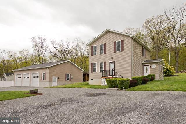 300 Graywolf Trail, WINCHESTER, VA 22602 (#VAFV156448) :: SURE Sales Group