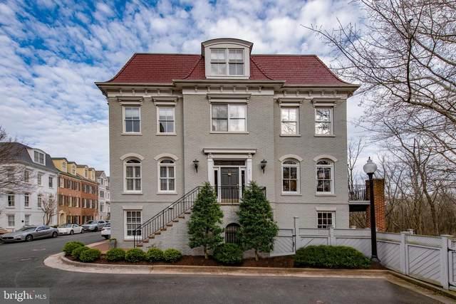 42 Alexander Street, ALEXANDRIA, VA 22314 (#VAAX244704) :: The Matt Lenza Real Estate Team